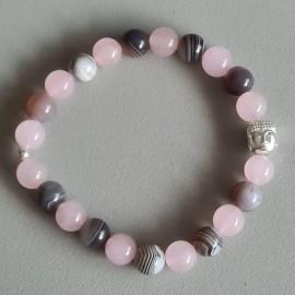 Bracelet agate...